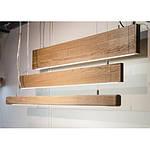 """Світлодіодний світильник лінійний в дерев'яному корпусі """"RAFTER"""" 30W 2850Lm VL-LED 30W R WOOD, фото 6"""
