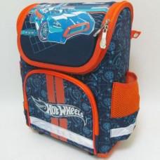 "Рюкзак для мальчика каркасный J.Otten DSCN0502 15"" 36х25х14см. усил. спинка ""Racing"" (24)"