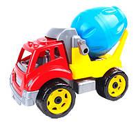 Машинка Автомиксер Бетономешалка ТехноК, пластик бетономішалка автоміксер, 3718, 006989, фото 1