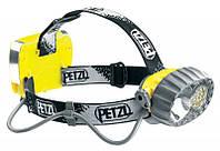 Водонепроницаемый налобный фонарь PETZL DUO LED 14 ACCU (Артикул: E 72 AC)