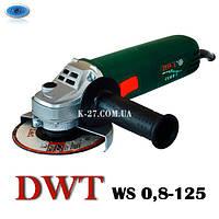 Болгарка (УШМ) DWT ws 0,8-125