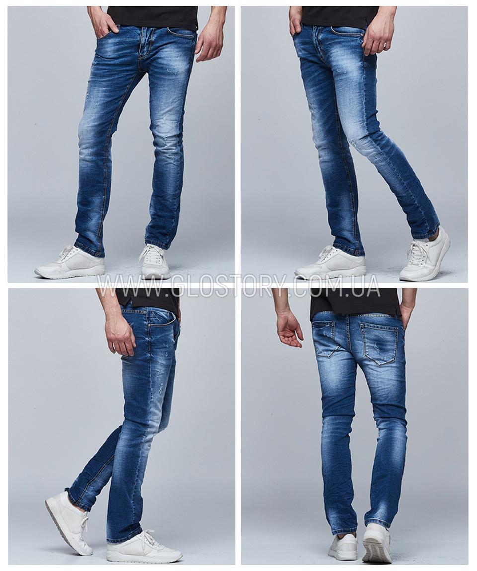 Мужские джинсы Glo-Story MNK-6245