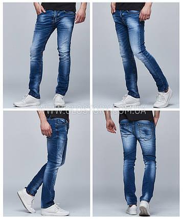 Мужские джинсы Glo-Story MNK-6245, фото 2
