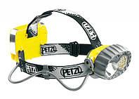 Водонепроницаемый налобный фонарь PETZL DUO LED 14 (Артикул: E72 P)