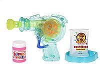 Мыльные пузырў Same Toy Bubble Gun со светом зеленый 907AUt-3