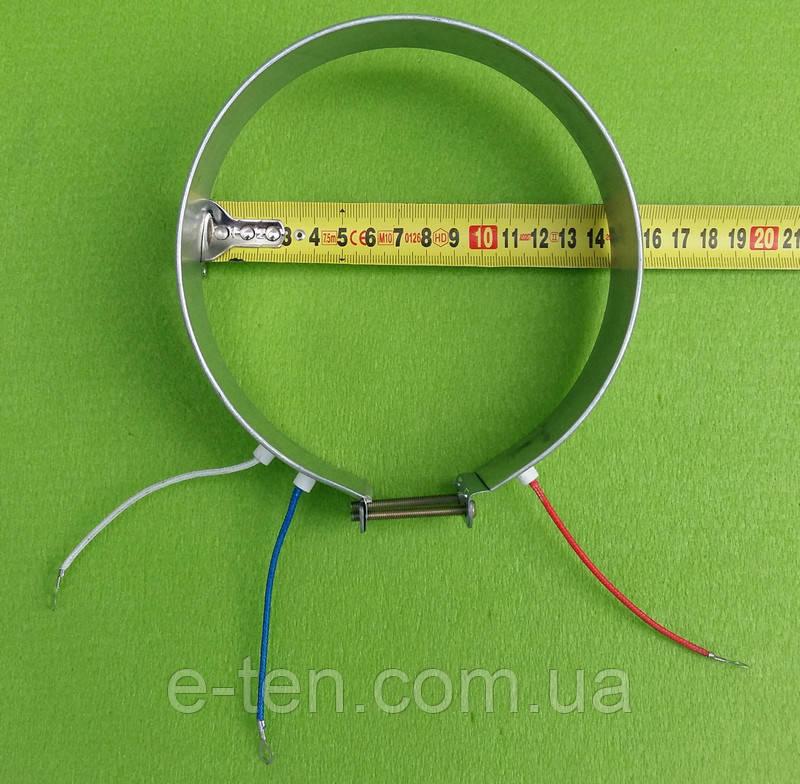 Тэн (нагреватель) для ТЕРМОПОТА - Ø145мм / 700W - 800W / 220V - 240V (3 контакта)       Китай