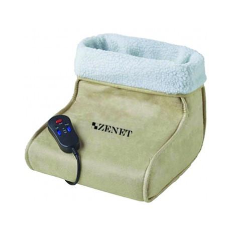 Массажер и электрогрелка для ног ZENET ZET-760