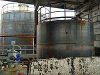 Изготовление резервуар под битум