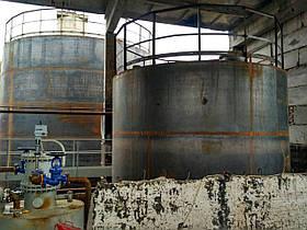 Резервуар под битум
