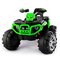 Детский квадроцикл M 3631EBR-5 зеленый
