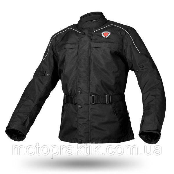 Ispido HELIUM Black, XS Мотокуртка текстильная