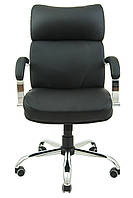 Кресло для руководителя ДАКОТА хром, фото 1