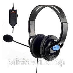 Playstation 4 дротові навушники