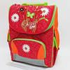 """Рюкзак для девочки J.Otten JO-1807 3отд., ортоп., светоотраж. """"Sweet Love"""" 39х29х16см. (4)"""