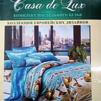 Постельное белье Casa de lux (полуторный)
