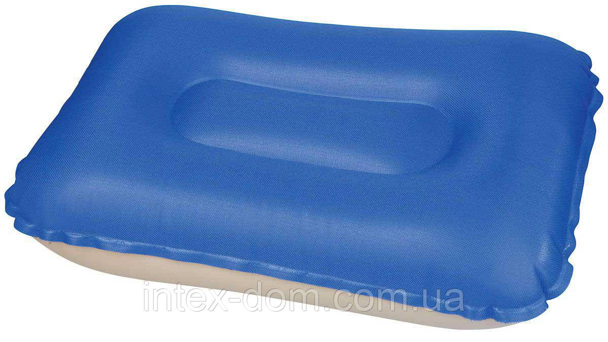 67173 BW Надувная подушка с тканевым покрытием Fabric Air Pillow 48х30 см