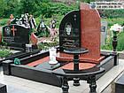 Гранитный памятник № 50, фото 2