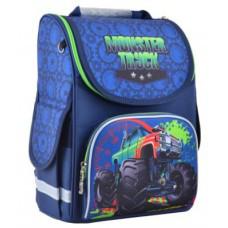 "Рюкзак для мальчика Smart PG-11/554523 ""Monster truck"" 34х26х14см. (4)"