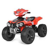 Квадроцикл детский на аккумуляторе ZP 5128AЕ-3 мягкие колеса
