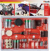 Набор для мини-дрелей, 105 предметов