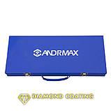 Набор отверток стандартных и силовых, 7 предметов ANDRMAX, фото 2