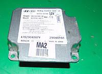 Б/у блок управления airbag аербег 2.0 Hyundai Tucson Хюндай Туксон Хундай с 2004 г. в.