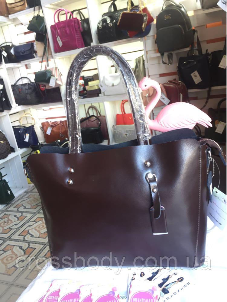 49cf259a4ff8 Женская кожаная сумка саквояж: продажа, цена в Львове. женские ...