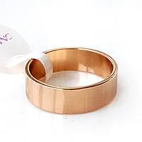 Кольцо обручальное 6мм американка xuping 17,20,23р. 8355, фото 1