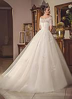 Свадебное платье модель № 1494n, фото 1