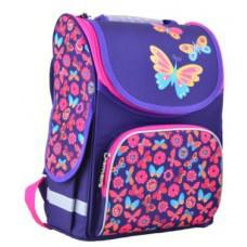 "Рюкзак для девочки Smart PG-11/554454 ""Butterfly pink"" 34х26х14см. (4)"