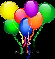 """Воздушные шарики ассорти AGES 8+"""""""