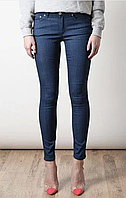 Женские синие джинсы,  L