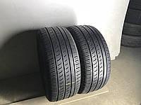 Шины бу лето 225/50R16 Pirelli P7 2шт 4мм