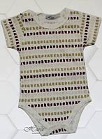 """Боди-футболка для девочки """"Miami"""" (62, 68 кулир) НЯНЯ"""