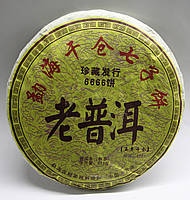 Чай ПуЕр Шу (чорний) 357 гр №799