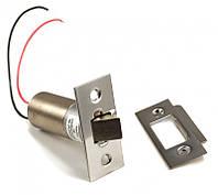 Электромеханический замок врезной Шериф-3В (НО)+датчик