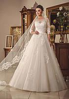 Свадебное платье модель № 1500