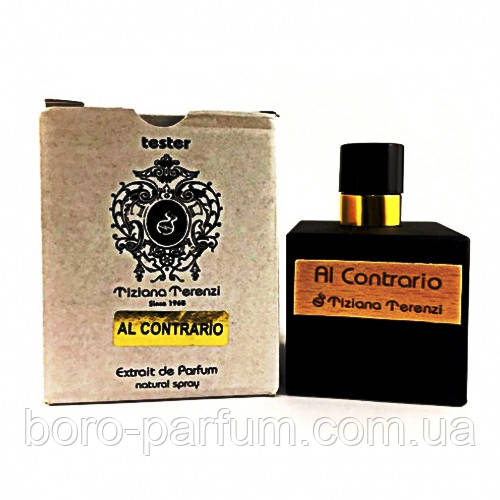 TESTER унисекс Tiziana Terenzi Al Contrario EDP