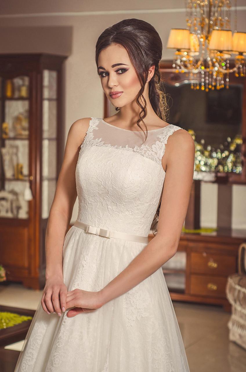 Свадебное платье модель № 1502