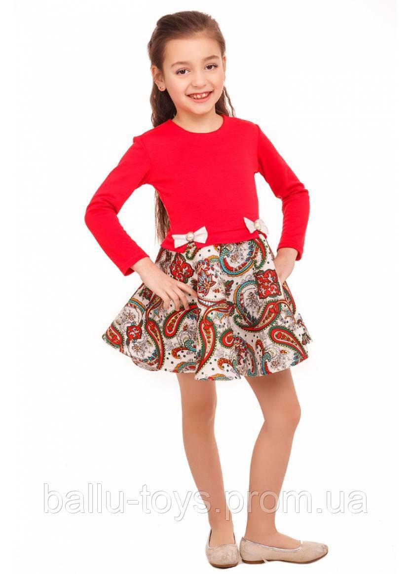 Нарядное платье на девочку Мадина (4-6 лет)
