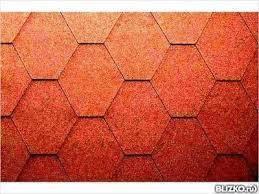 Битумная черепица Ruflex Mint Sota Красный, фото 2