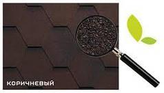 Битумная черепица Ruflex Sota Темный шоколад