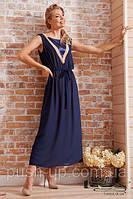 Длинное платье Леся Украинка Аулис