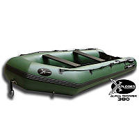 X-PLODER ALPHA TROOPER 380 FISHING BOAT INFLATABLE