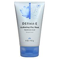 Увлажняющая маска с гиалуроновой кислотой,  Derma E, 113г