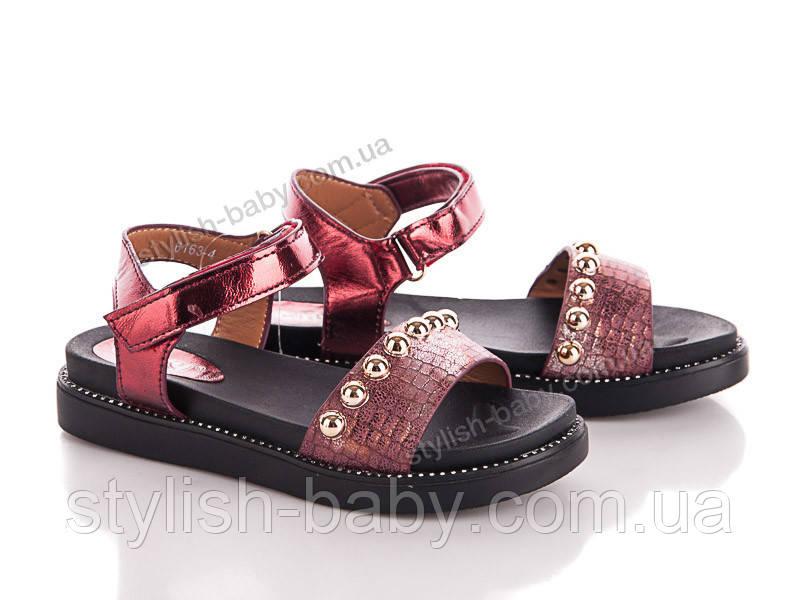 Детская коллекция летней обуви 2018. Детские босоножки бренда С.Луч для девочек (рр. с 30 по 37)