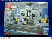 Конструктор sluban морской флот