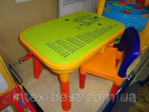 Стол-песочница для игры с водой и песком «Аквапарк» 0832, фото 2