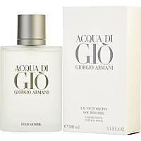 Туалетная вода лицензия ОАЭ Giorgio Armani Acqua di Gio Men 100 ml  реплика