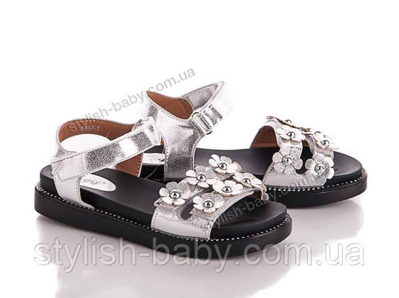 Детская коллекция летней обуви 2018. Детские босоножки бренда С.Луч для девочек (рр. с 30 по 37), фото 2